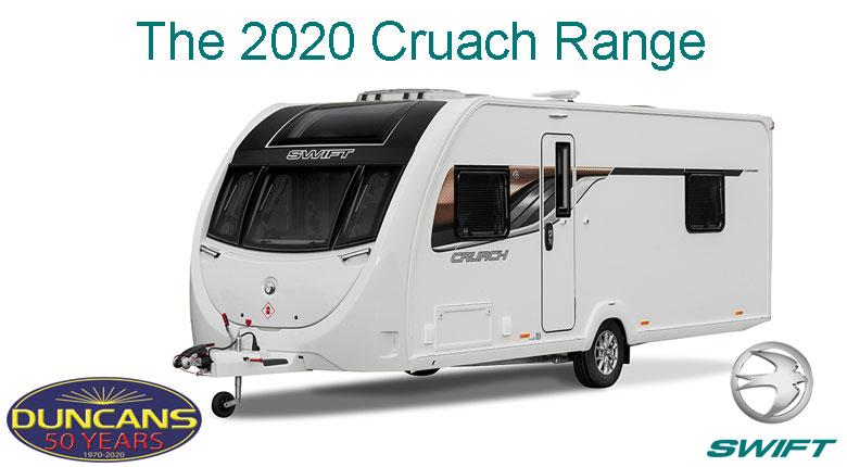 Cruach Caravans for sale, Duncan Caravans, Scotland