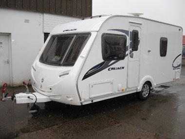 Used Caravans For Sale Sterling Cruach Benmore 2011 Model